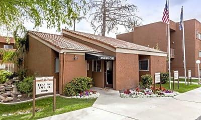 Leasing Office, Dobson Springs, 2