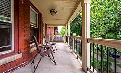 Patio / Deck, 4834 Commonwealth St, 0