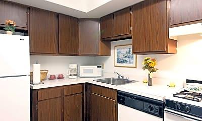 Kitchen, Mayfair, 1