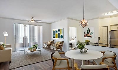 Dining Room, 351 Aragon Ave, 2