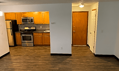 Kitchen, 625 East 18th Street, 1