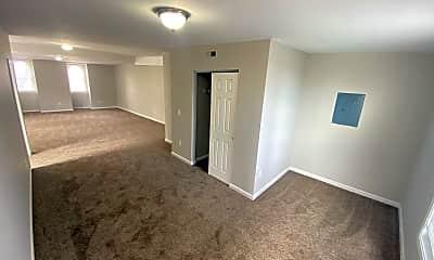 Living Room, 3542 S Broadway, 2