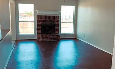 Living Room, 9828 Westmere Ln, 1