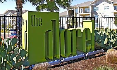 Community Signage, The Dorel at Laredo, 2