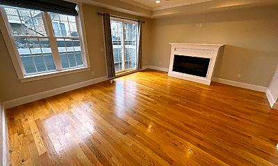 Living Room, 37 Mercer St, 1