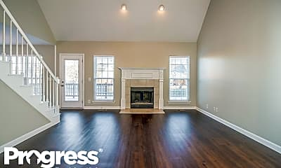 Living Room, 386 Meigs Dr, 1