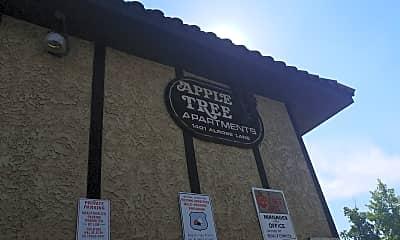 APPLE TREE APARTMENTS, 1