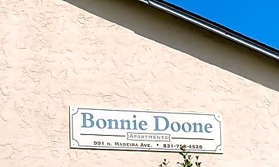 BONNIE DOONE, 1