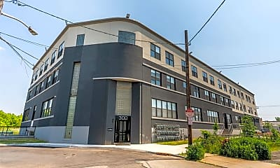 Building, 300 Hoyt St 206, 2