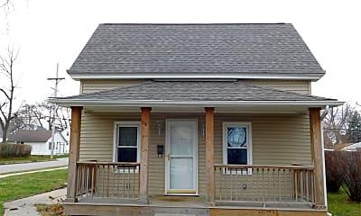 Building, 1832 J St SW, 0