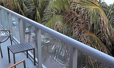 Patio / Deck, 777 N Ocean Dr N316, 2