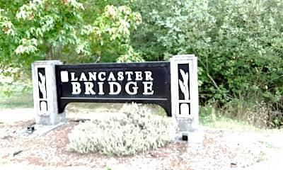 Lancaster Bridge Apartments, 1