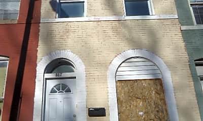 Building, 522 E 27th St, 2