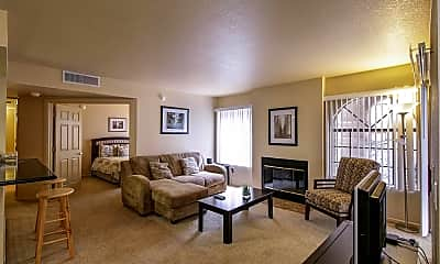 Living Room, 101 S Players Club Dr 7104, 1