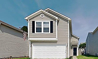 Building, 6750 Kinnerton Dr, 1