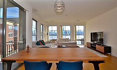 Dining Room, 24 Ave at Port Imperial 335, 0