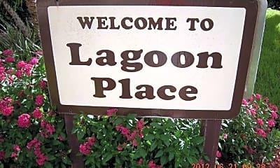 Community Signage, 9235 Lagoon Pl 116, 2