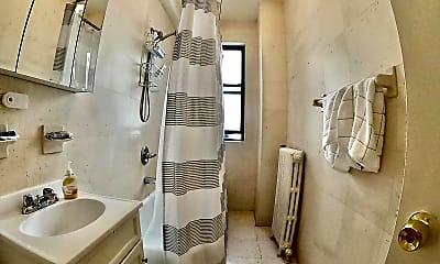 Bathroom, 201 E 35th St 2-F, 1