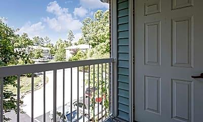 Patio / Deck, Carver Creek Apartments, 2