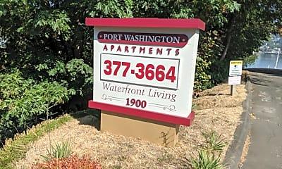 Port Washington Apartments, 1