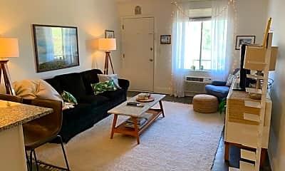 Living Room, 3600 Hillsboro Pike, 1