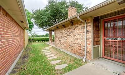 Patio / Deck, 2806 Big Oaks Dr, 2