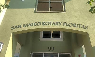 San Mateo Rotary Floritas, 1