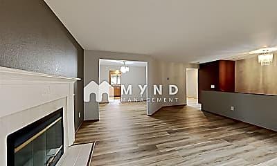 Living Room, 1523 NE 115th St, 1