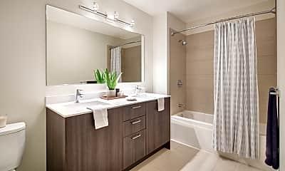 Bathroom, 1333 South Wabash, 2