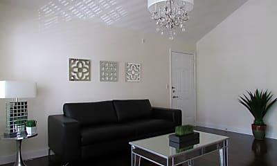 Living Room, 11562 Westwood Blvd, 1