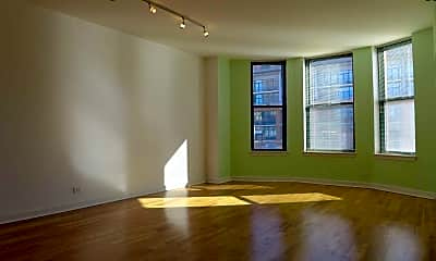 Living Room, 537 South Dearborn Street, 1