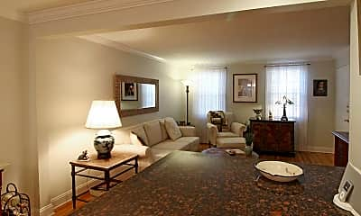 Living Room, Commonwealth Gardens, 1