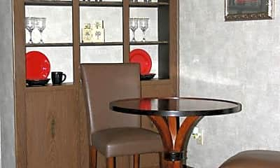 Dining Room, Hawthorne Apartments (Middletown), 2