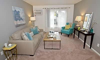 Living Room, Summerhill Estates, 0