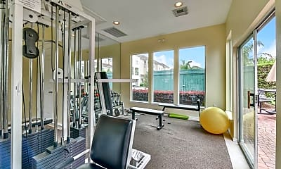 Fitness Weight Room, 7146 Windwater Pkwy N, 2