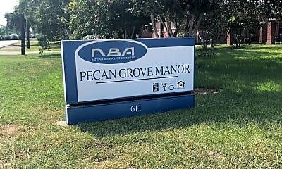 Pecan Grove Manor Apts, 1