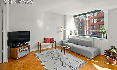 Living Room, 275 Greenwich St 9-M, 1