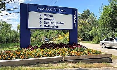 Mayslake Village, 1