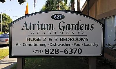 Atrium Gardens Apartments, 1