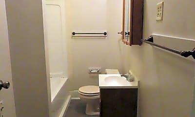 Bathroom, 1856 Shelby St, 2