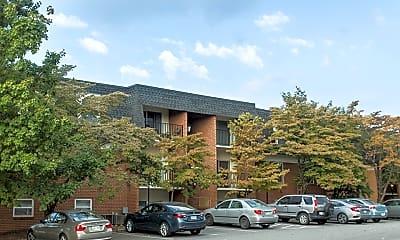 Building, Ivy Garden, 1