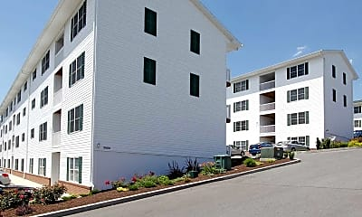 Building, Campus View Apartments & Townhomes, 1