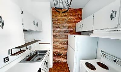 Kitchen, 23 Cortes Street, Unit 5, 2