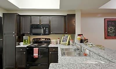 Kitchen, Dakota Ranch Apartments, 1