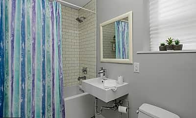 Bathroom, 2049 E Hagert St UPPER, 2
