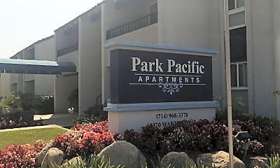 Park Pacific Apartments, 1