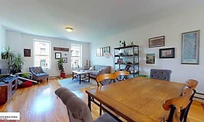 Living Room, 387 Clinton St, 0