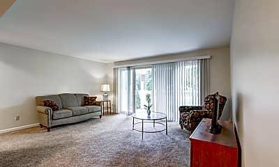Living Room, Park Lane Terrace, 1