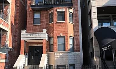 Building, 1048 W Waveland Ave, 1