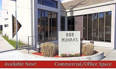 Community Signage, 888 Munras Ave, 0